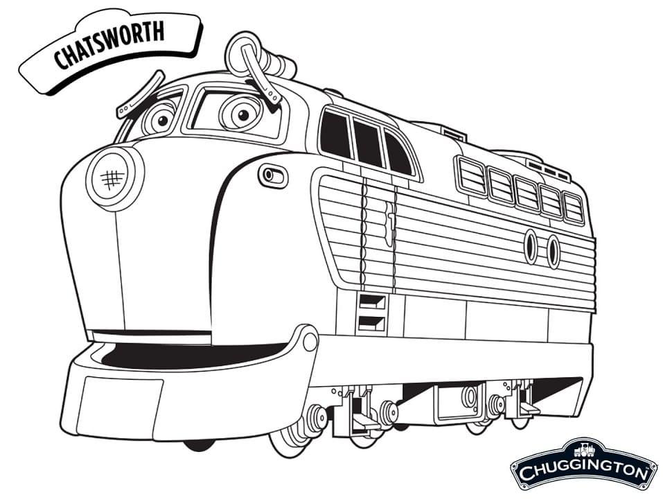 Chatsworth from Chuggington