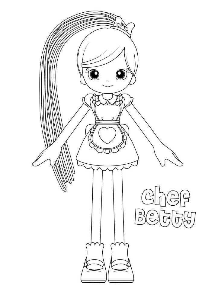Chef Betty