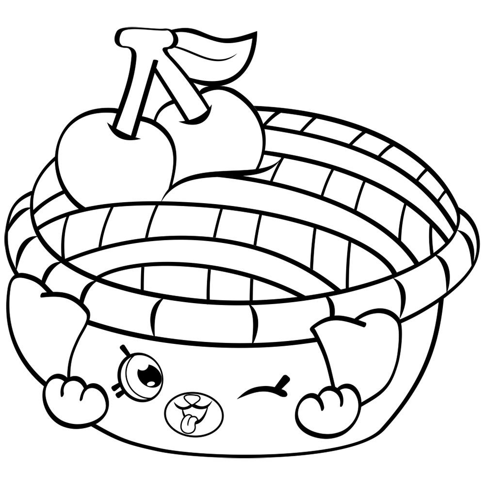 Cherry Pie Shopkin