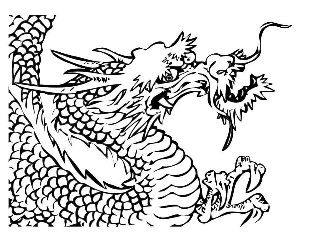 Chinese Dragon 6