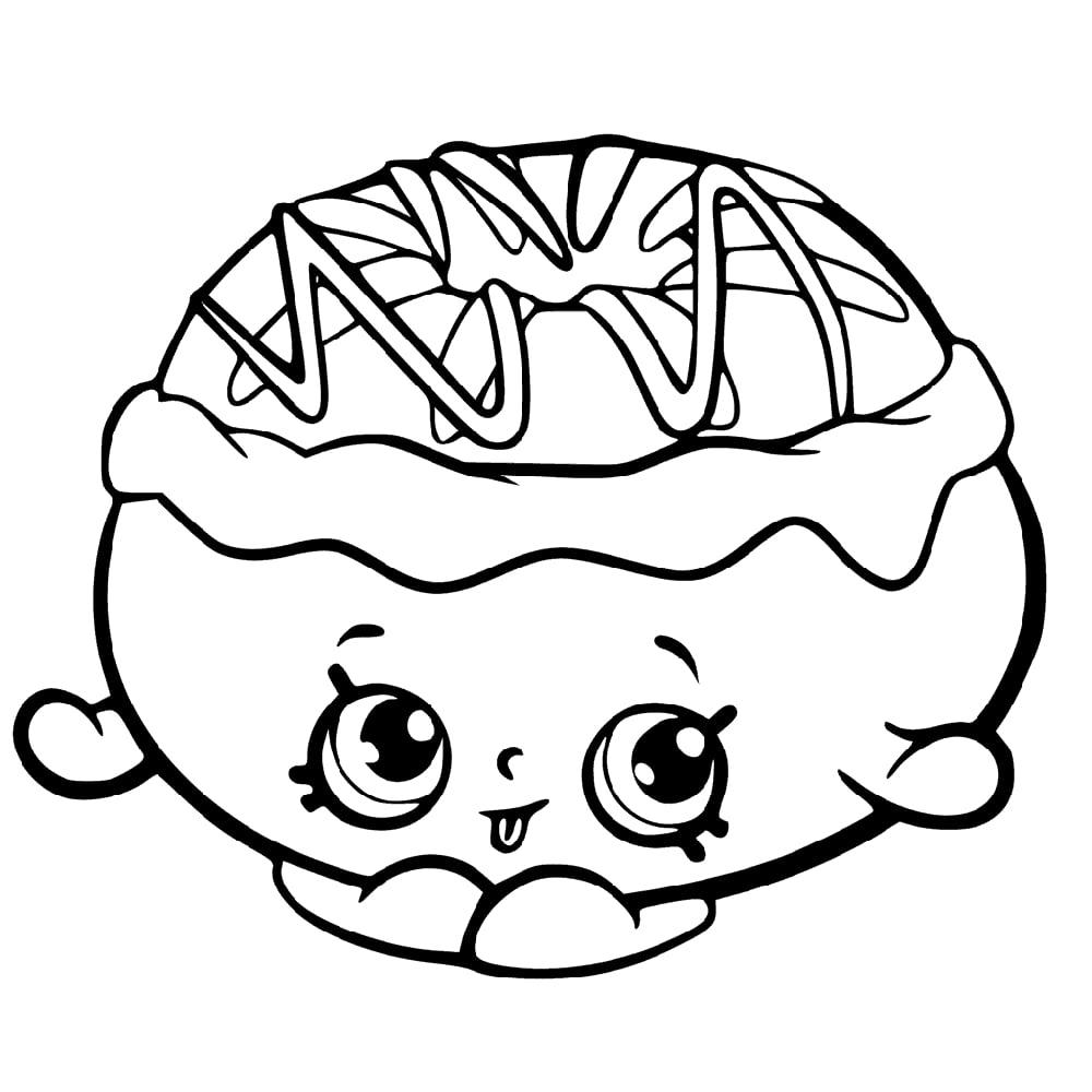 Chrissy Cream Shopkin