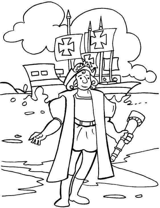 Christopher Columbus 1