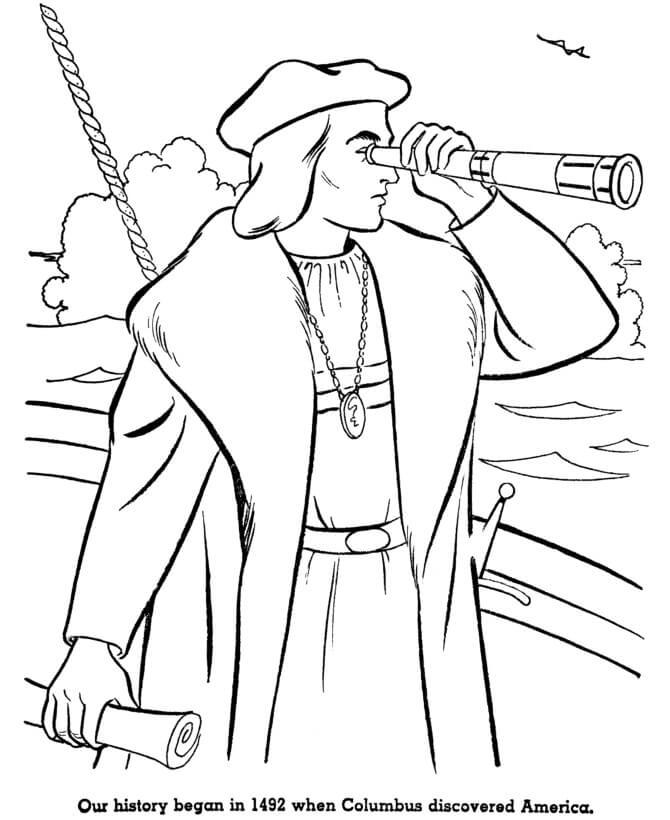 Christopher Columbus 10