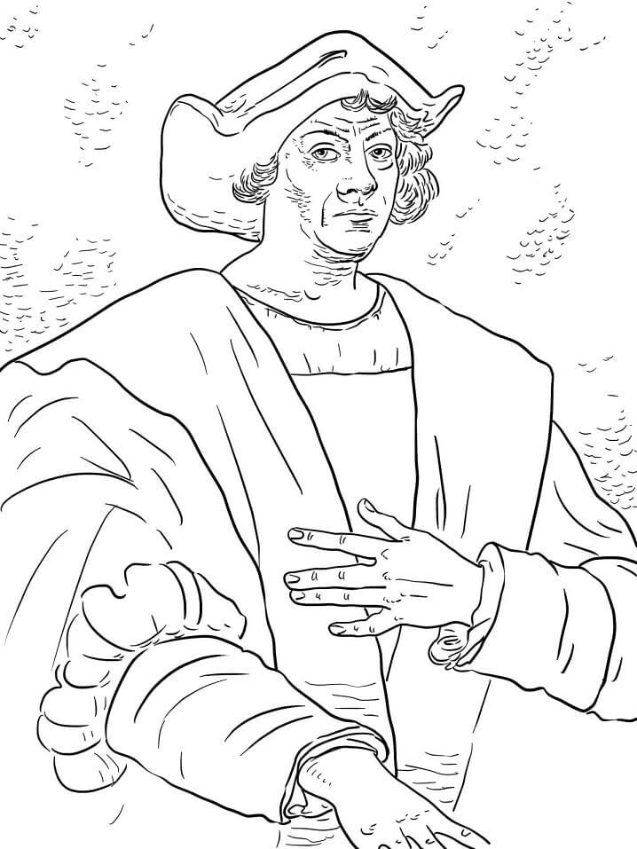 Christopher Columbus 12