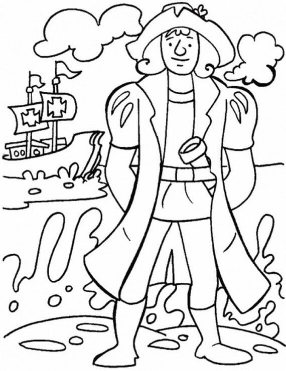 Christopher Columbus 3