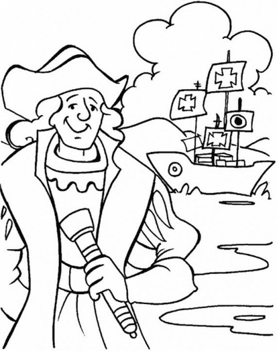 Christopher Columbus 9
