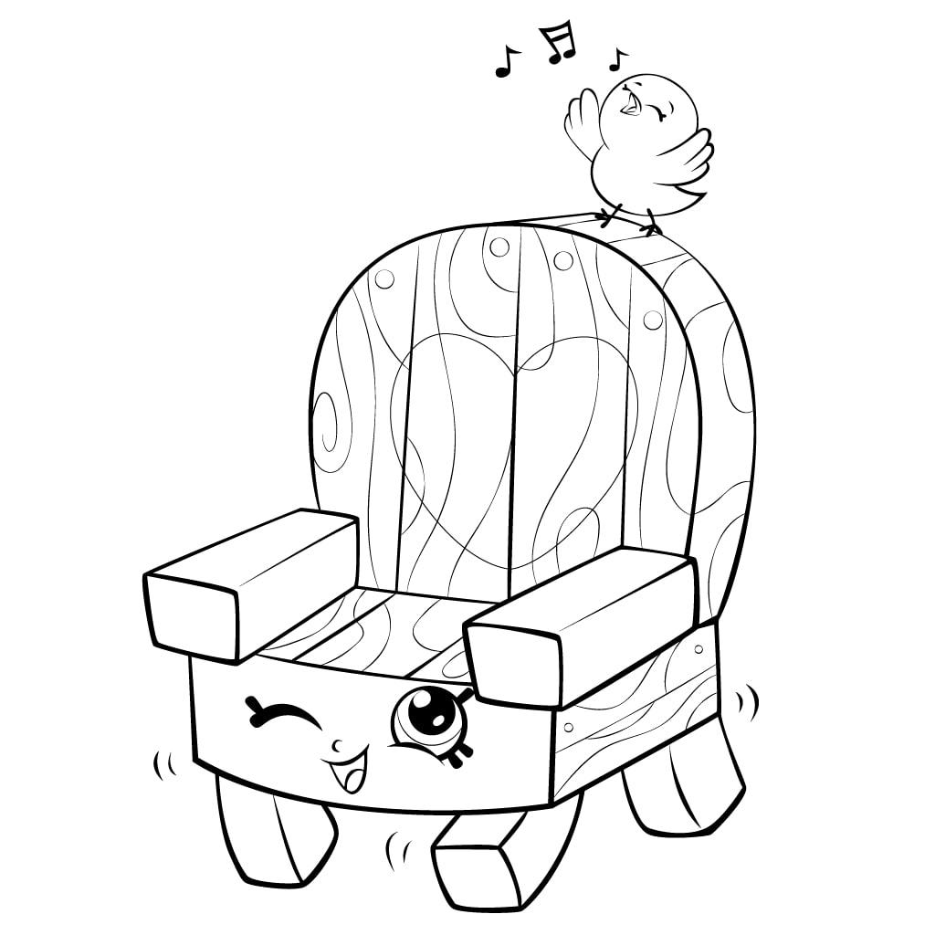 Claire Chair Shopkin