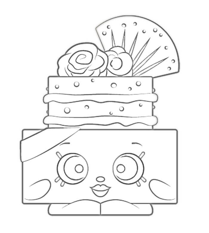 Claudia Cake Shopkin