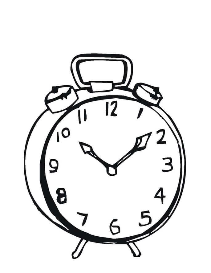 Clock 4