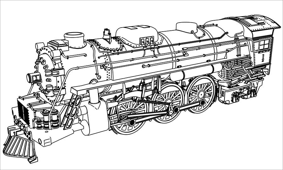 Complicated Locomotive