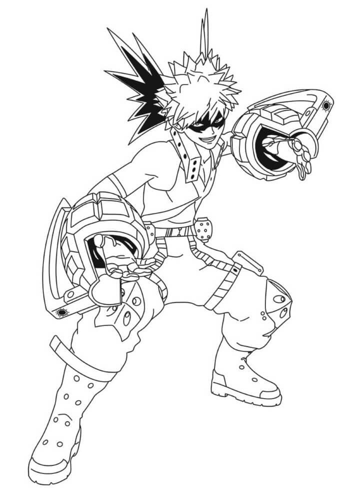 Cool Bakugo