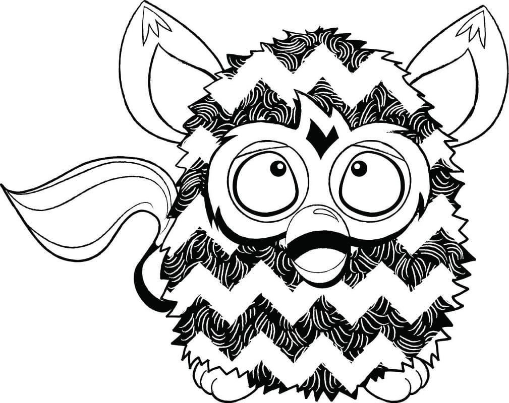 Cool Furby