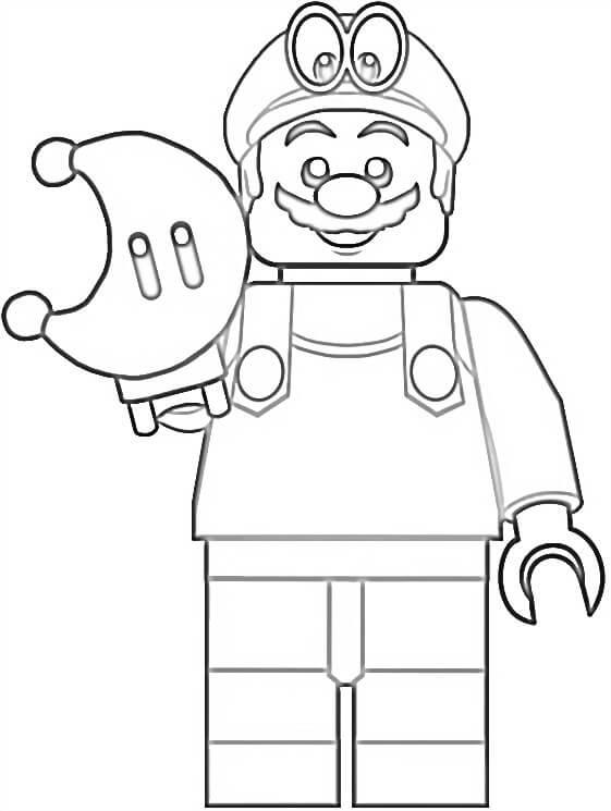 Cool Lego Mario
