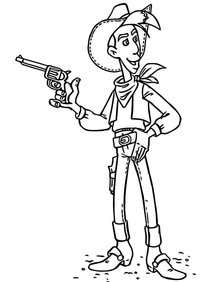 Cool Lucky Luke