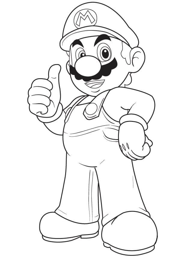 Cool Mario