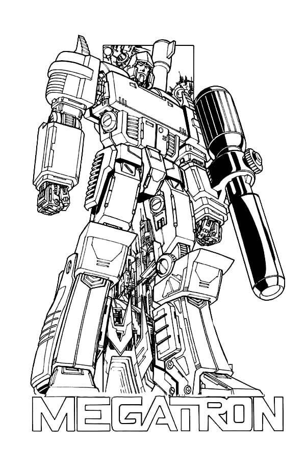 Cool Megatron