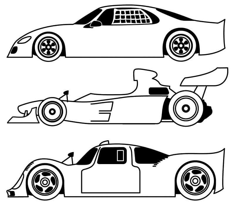 Cool Race Cars
