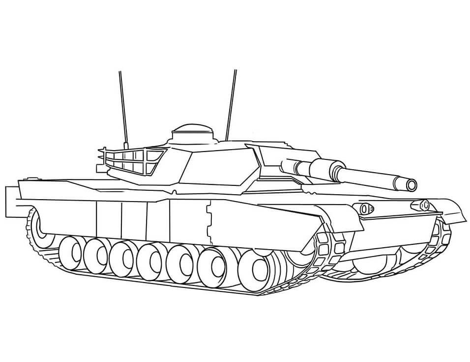 Cool Tank