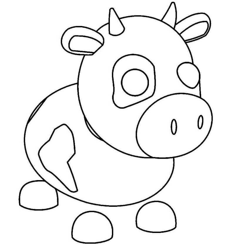 Cow Adopt Me