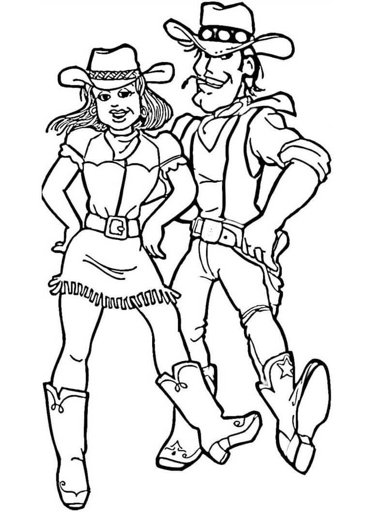 Cowboy Dance