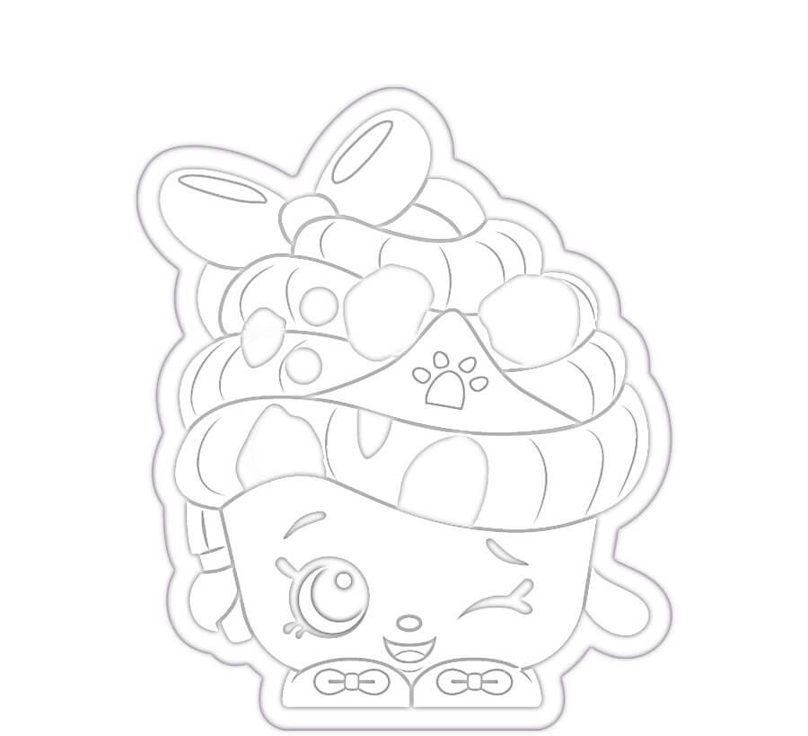 Cupcake Queen Shopkin