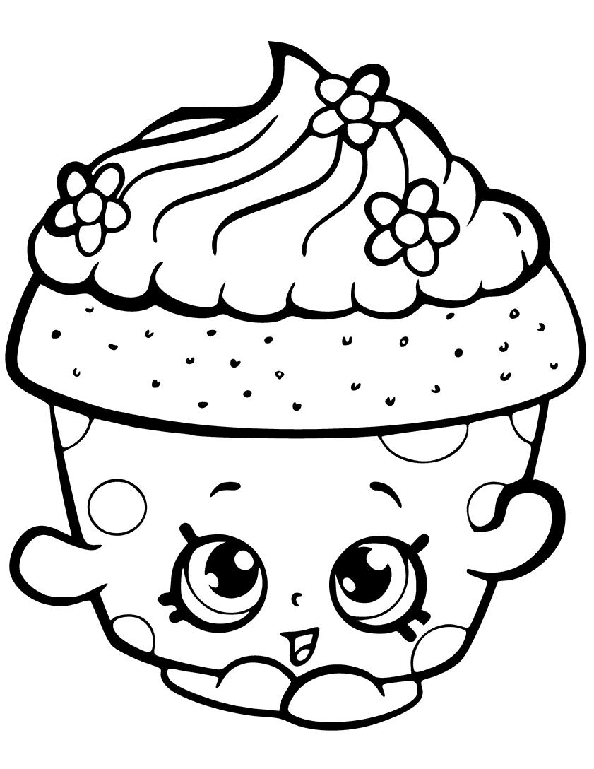 Cupcake Shopkin