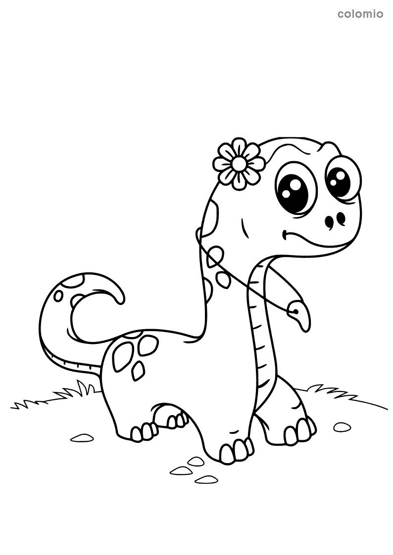 Cute Dinosaur