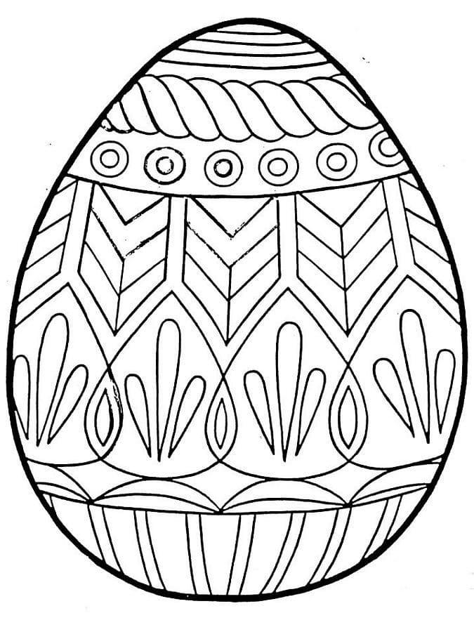 Cute Easter Egg 1