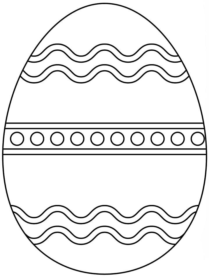 Cute Easter Egg 6