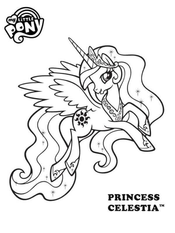 Cute Princess Celestia