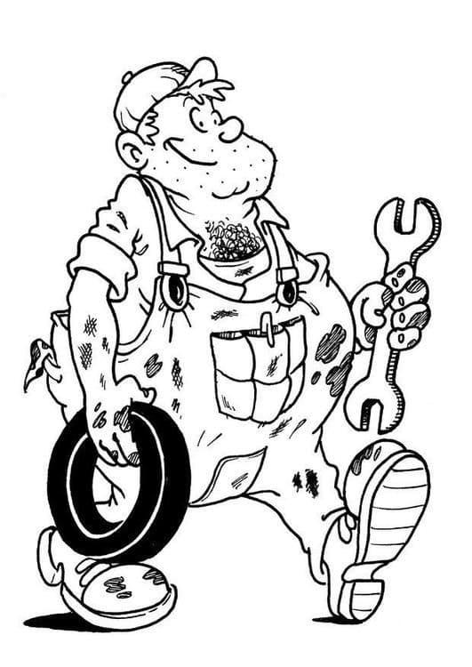 Dirty Mechanic