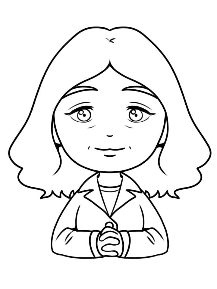 Doctor Theresa Tam