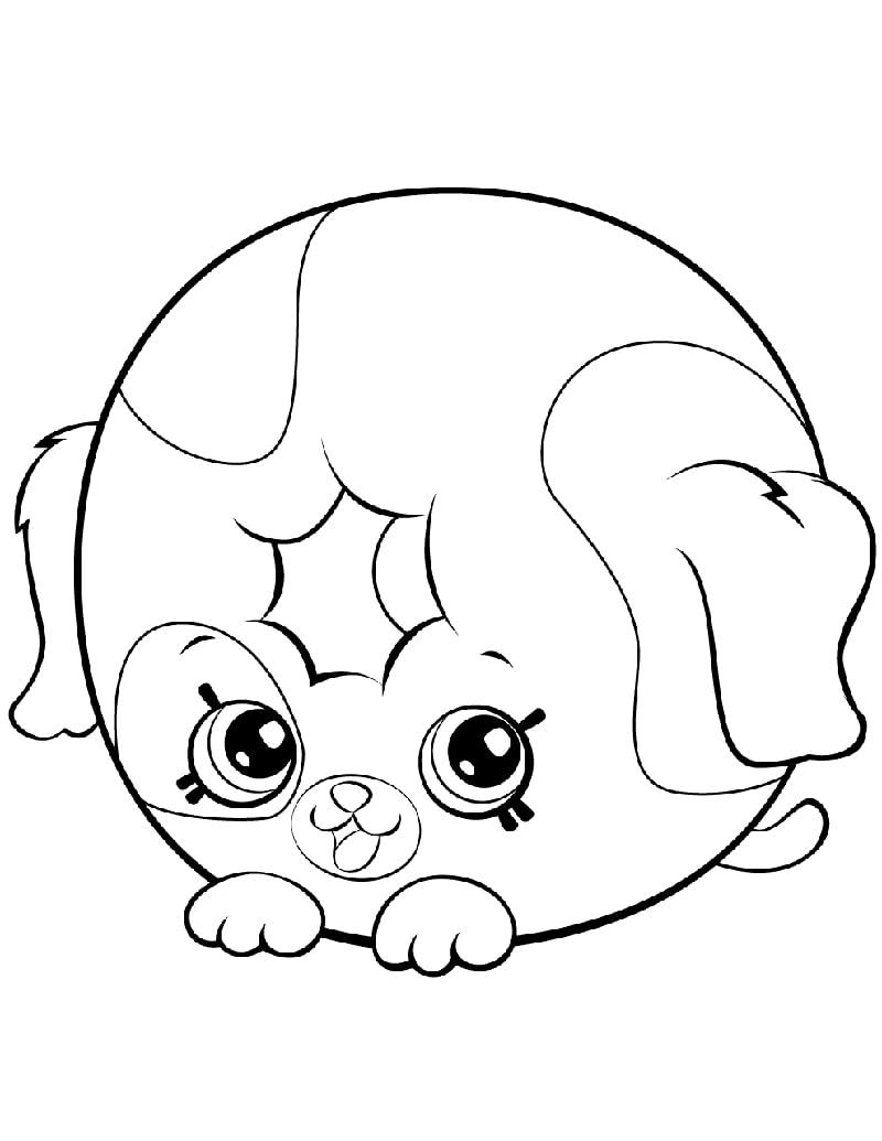 Dolly Donut Dog Shopkin