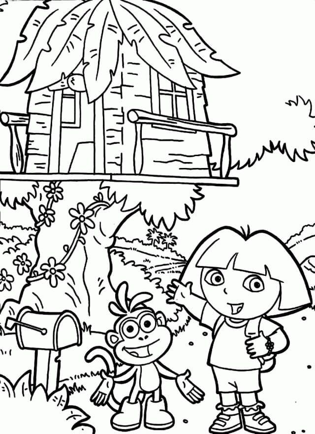 Dora and Treehouse