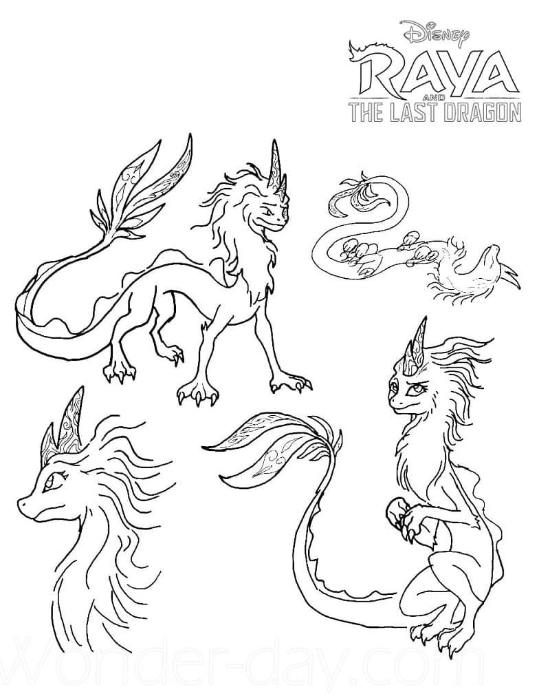 Dragon Sisu 3