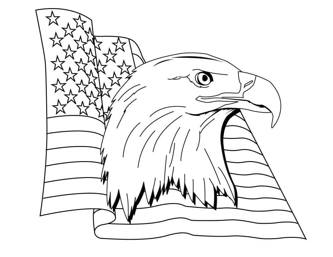 Eagle Patriotic 1