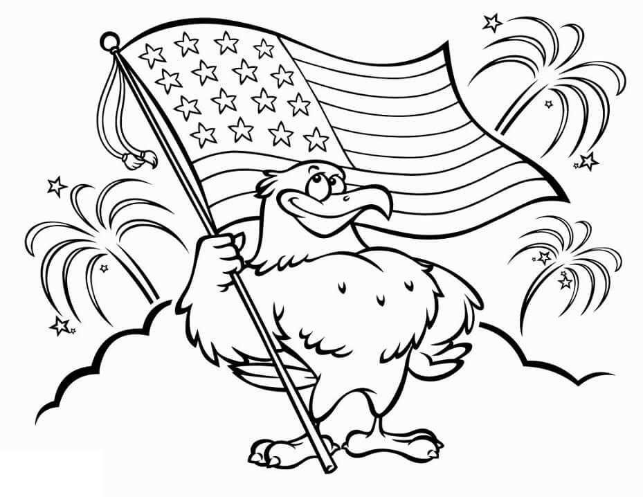 Eagle Patriotic