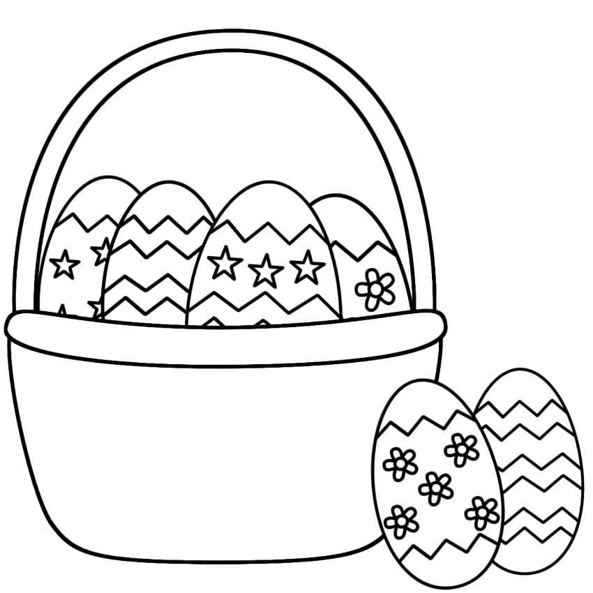 Easter Basket 7