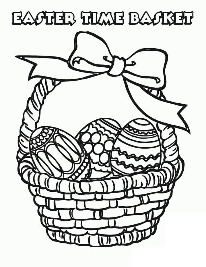 Easter Basket 8
