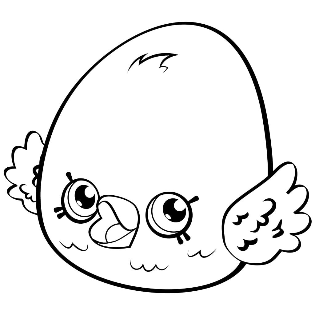 Eggchic Shopkin