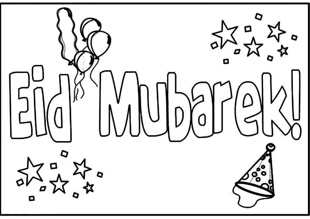 Eid Mubarak 1