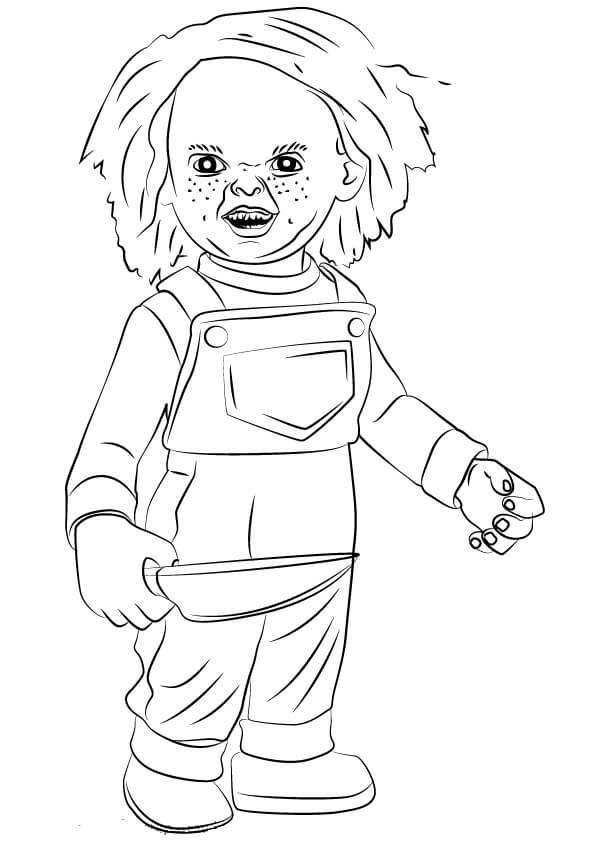 Elegant Chucky