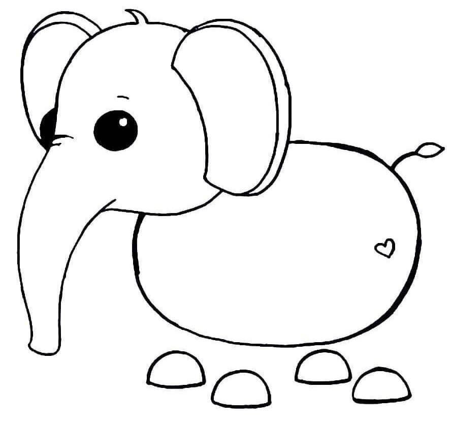 Elephant Adopt Me
