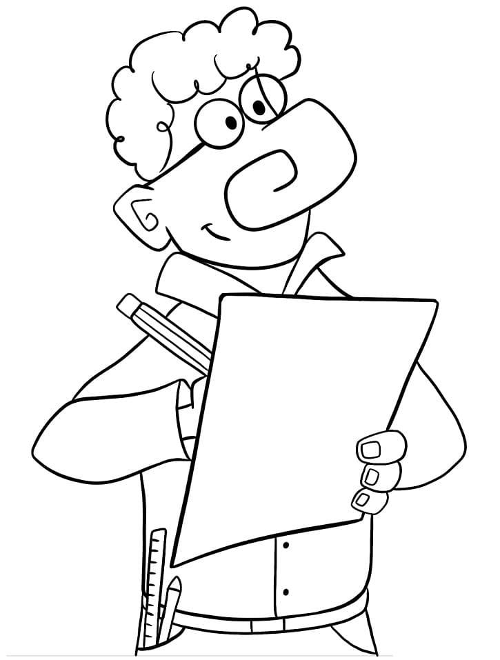 Engineer Writing