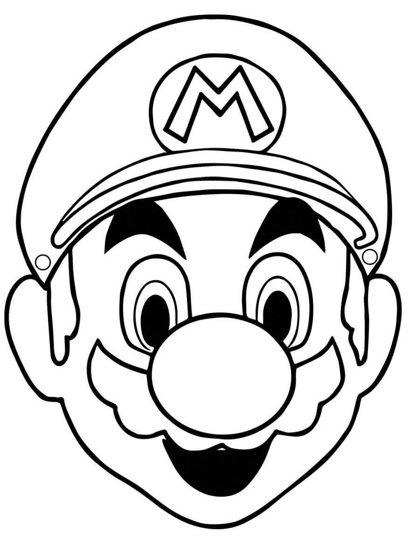 Face of Mario