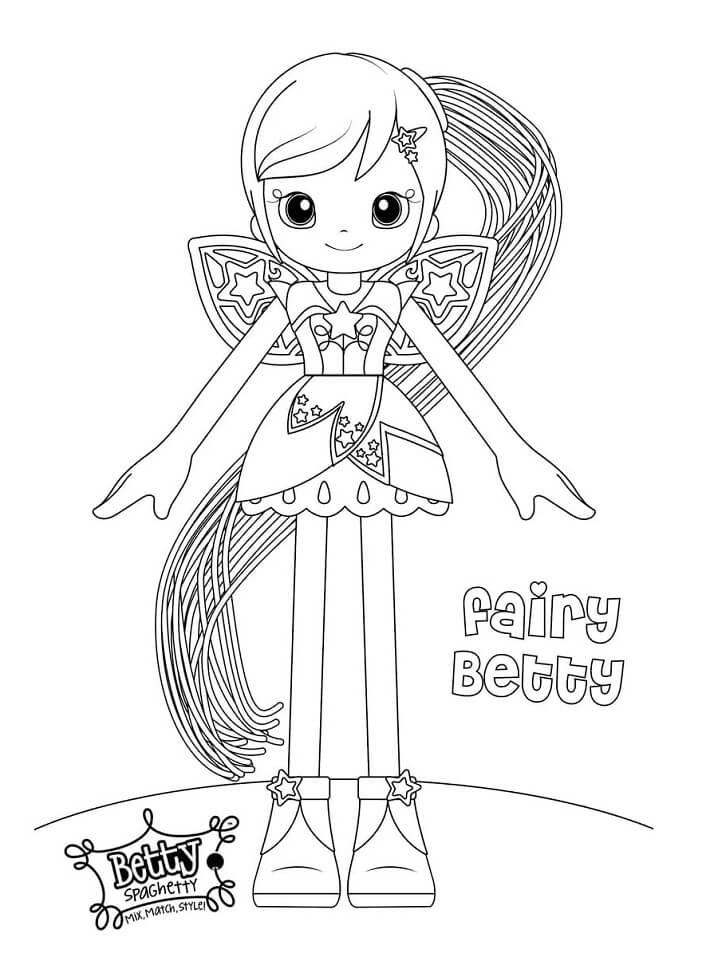 Fairy Betty