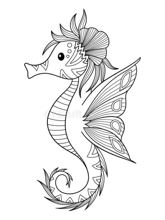 Fairytail Seahorse