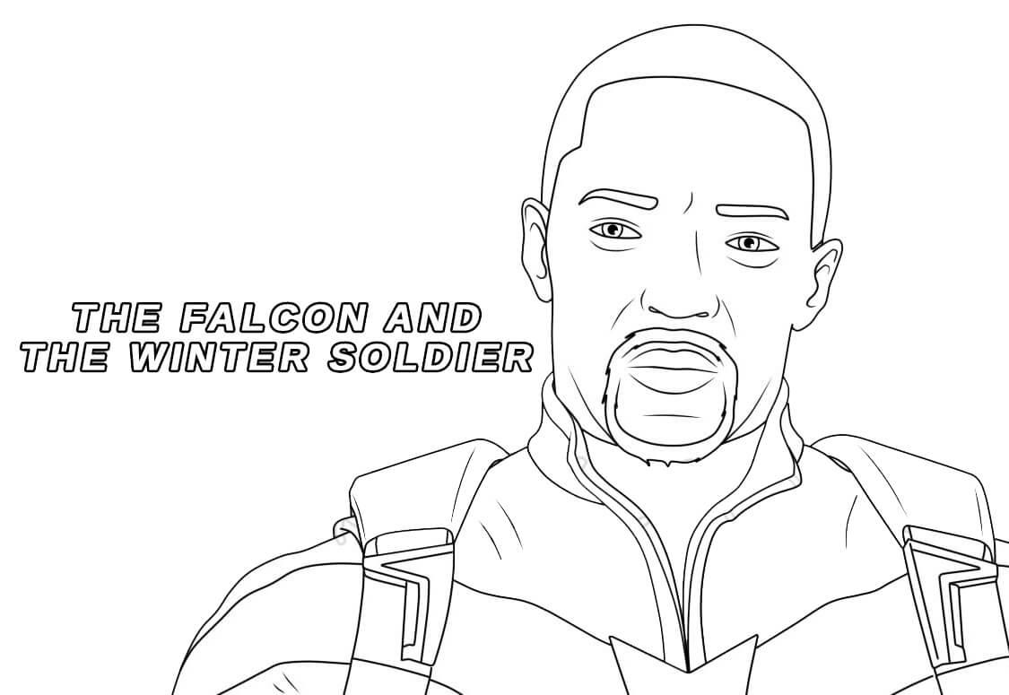 Falcon Sam Wilson