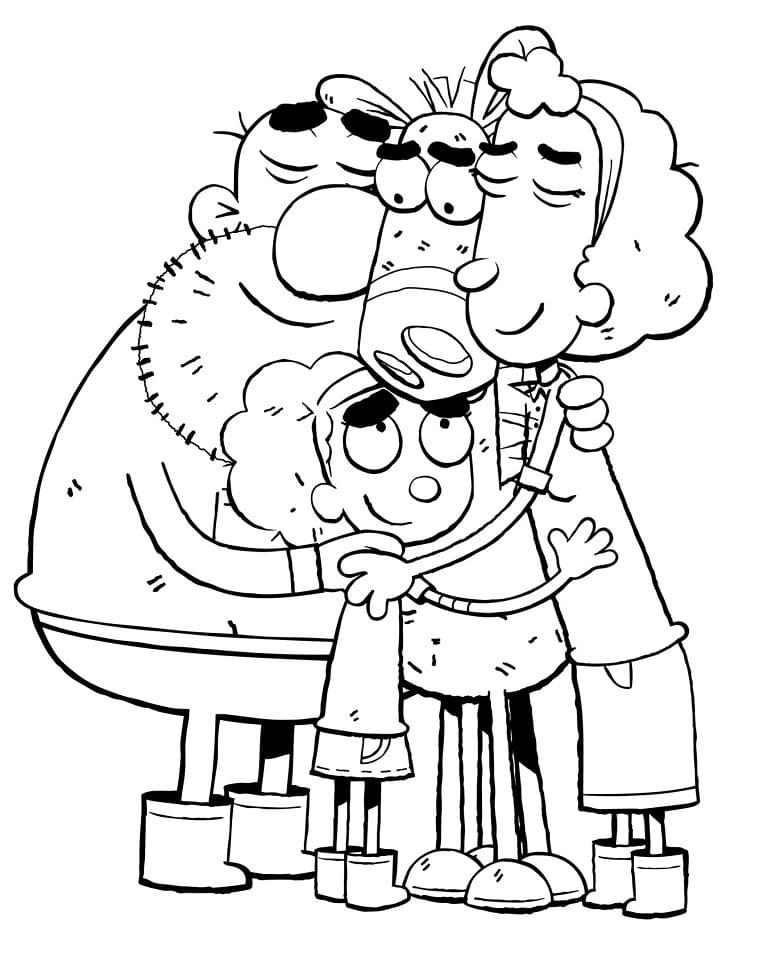Family Bramley 1
