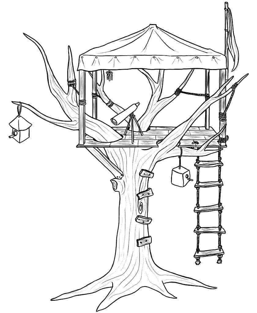 Fantastic Treehouse